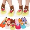 A034**พร้อมส่ง**(ปลีก+ส่ง) ถุงเท้าแฟชั่นเกาหลี ข้อสั้น มีหู มี 6 แบบ เนื้อดี งานนำเข้า( Made in Korea)