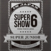 SUPER JUNIOR WORLD TOUR SUPER SHOW6 in JAPAN 2BLU-RAYs Japan Version Limited