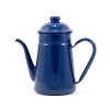 VILA-1 Litre Enamel Tea Pot (Midnight Blue)