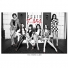 T-ara - Mini Album Vol.8 [AGAIN] + Poster in Tube