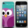 Cute Colorful Owl iPod touch5 Case