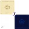 AOA - Album Vol.1 [ANGEL'S KNOCK] (A + B ver ) โปสเตอร์พร้อมกระบอกโปสเตอร์