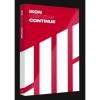 iKON - Mini Album [NEW KIDS : CONTINUE] (RED Ver.) + โปสเตอร์ พร้อมกระบอกโปสเตอร์