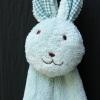 Lovely Rabbit Hand Towel (Green)
