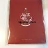"""ของหน้าคอน แทยอน TAEYEON SPECIAL LIVE """"The Magic of Christmas Time"""" - Postcard book พร้อมส่ง"""