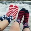 ถุงเท้าแฟร์ชั่นลายธงขาติ