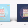ASTRO - Mini Album Vol.4 [Dream Part.01] แบบ set สั่ง 2 หน้าปก Day + Night ver.