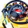 (Honda) ชุดฟินคอล์ย Honda Wave 100 (สตาร์ทเท้า) แท้
