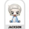 GOT7 - GOTOON BABY FIGURE (TURBULENCE VER.) ระบุ jackson