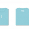 ของหน้าคอน LOVELYZ 2017 Summer Concert <Alwayz> Goods - T-shirt A (Mint blue )