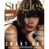 นิตยสาร SINGLES 2016.11 มี ลีจุนกิ อยู่ด้านใน