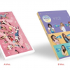 TWICE - Mni Album Vol.5 [WHAT IS LOVE?] set 2 ปก ปก A + B ver