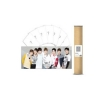 INFINITE EFFECT - POSTER SET(8PCS) [2015 INFINITE 2ND WORLD TOUR] แบบสี