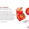 Tonymoly Tomatox Magic White Massage Pack มาส์กมะเขือเทศ 1 กล่อง 12 ซอง