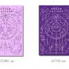 DREAM CATCHER - Mini Album Vo.1 set 2ปกAFTER + BEFORE + โปสเตอร์ พร้อมกระบอกโปสเตอร์
