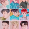 EXO - Album Vol.3 [EX'ACT] Korean Ver. หน้าปก Lucky One