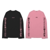 ของสะสม [SQUARE] BLACKPINK LONG SLEEVE T-SHIRTS สีดำ