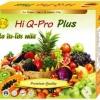 Hi Q-pro Plus ราคา ไฮคิวโปรพลัส ดีท๊อกลำไส้ 15 ซอง
