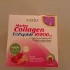 Vistra Marine Collagen TriPeptide 10000 mg - วิสทร้า มารีน คอลลาเจน ไตรเปปไทด์ 10000 มก. รสสตอเบอรี่และลิ้นจี่
