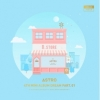 ASTRO - Mini Album Vol.4 [Dream Part.01] (Day ver.) + โปสเตอร์ พร้อมกระบอกโปสเตอร์ พร้อมส่ง