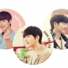 Park Hae Jin - Magnet Button Set [Cheese In The Trap Park Hae Jin Goods] พร้อมส่ง