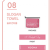 ของหน้างานYOONA Fanmeeting Tour 'So Wonderful Day Story_1' Official Goods - Slogan towel
