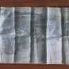 ผ้ายันต์รอยเท้าหลวงพ่อผาง วัดอุดมคงคาคีรีเขตต์ จ.ขอนแก่น