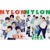 นิตยสาร NYLON 2017.07 หน้าปก VIXX (ปกสุ่ม)