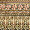 ผ้าพิมพ์ทอง no.8680 ลายไทยเชิงเดียว 2 เมตร