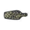 "MDF Wine Bottle Shaped ""Time To Uncork & Unwined"" Wall Décor"