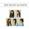 SUM : Red Velvet 'Rookie' A4 Photo ระบุ member