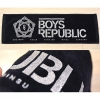 [ BOYS REPUBLIC OFFICIAL GOODS ] BOYS REPUBLIC SLOGAN TOWEL VER.1