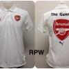 เสื้อโปโล อาร์เซนอล สีขาว RPW