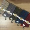 S469**พร้อมส่ง** (ปลีก+ส่ง) ถุงเท้าข้อยาว แฟชั่นเกาหลี คละ 5 สี จำนวน 10 คู่ต่อแพ็ค เนื้อดี งานนำเข้า(Made in China)