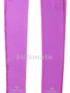 ปลอกแขนกันUV size L : Purple lavender