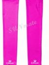 ปลอกแขนกัน UV size S : Orchid pink