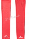 ปลอกแขนกันUV size XXL : Red scarlet