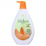 มิสทีน ฮอกไกโด เมล่อน โลชั่น 500 มล. Mistine Hokkaido Melon Whitening Body Lotion
