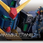 [RG] RX-178 Gundam MK-II Titans