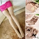 (หมด) ถุงเท้าญี่ปุ่นยาวเหนือเข่า