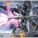 HGUC 1/144 Gundam Ground Type S Model (GUNDAM THUNDERBOLT Ver.)