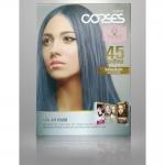 CORSES NON-AM color hair cream ครีมเปลี่ยนสีผม คอร์เซส นอล-แอม คัลเลอร์ ปราศจากแอมโมเนีย 100%