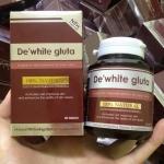 De'White Gluta Gluta StemCells OverWhite 2 in 1 ดีไวท์ กลูต้า กลูต้าหน้าเด็ก