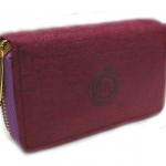 กระเป๋าสตางค์ Double Zipped ลายหนังช้าง ElephantPatttern_1043