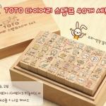 TOTO cute bunny-cat (40 ชิ้น)