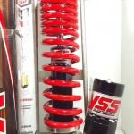 (Click 125i) โช้คอัพหลังเดี่ยว YSS รุ่น New C Euro สำหรับ Honda Click 125 i,Zoomer X