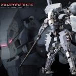 Metal Gear Solid V: The Phantom Pain 1/100 Metal Gear Sahelanthropus Plastic Model