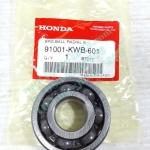 (Honda) ลูกปืนข้างข้อเหวี่ยง Honda Wave 110 i ,Wave 125,MSX125 (63/22)