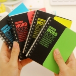สมุดจดศัพท์ Rumi-Word Book