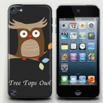 Tree Tops Owl iPod touch5 Case